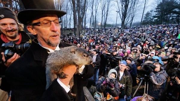 Jour de la Marmotte - 2 Février 2021 (Canada)