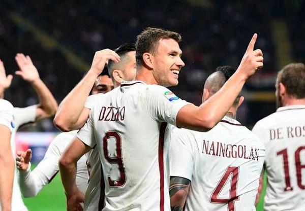 AC Milan 1-4 AS Roma | Berita Olahraga Terkini