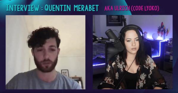Quentin Merabet en interview chez Shakaam