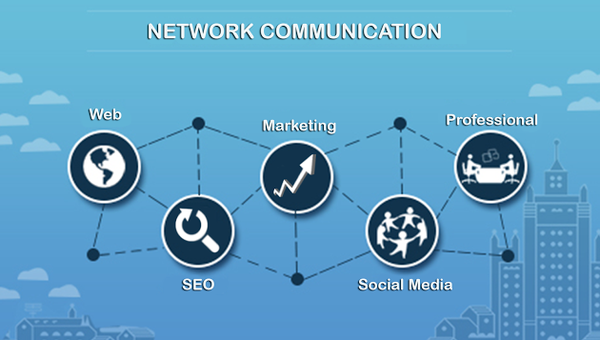 Network Communication - Google+