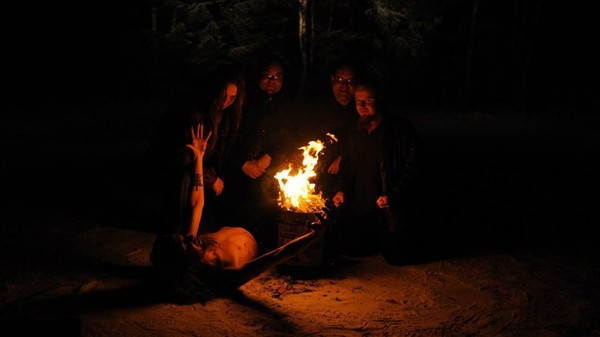 Listen to the epic new album from Finland's first doom band, Spiritus Mortis