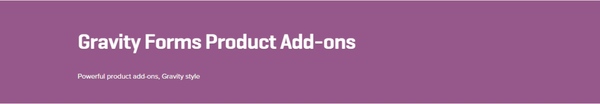 WooCommerce Gravity Forms Product Add-ons 3.1.6 Extension - Get Lot