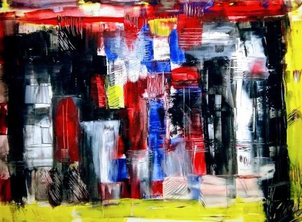 Exposition Art Blog: Cindy Geraert - Abstract Art