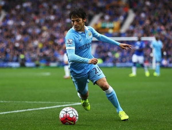 Man City star Silva: I'll retire when we win the Champions League - Daily Soccer News
