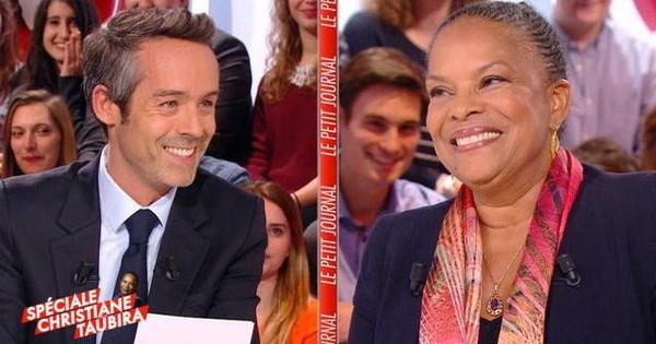 Spéciale Christiane Taubira - Le Petit Journal du 01/12