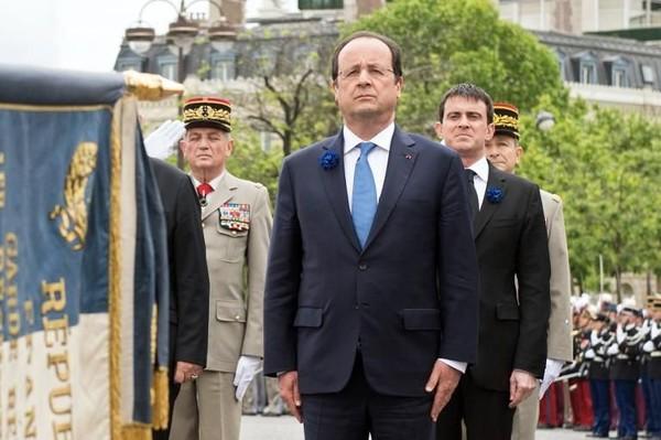 Pour Hollande, «sortir de l'Europe, c'est sortir de l'Histoire»