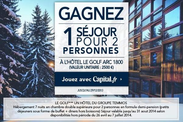 Jeu capital - Capital.fr