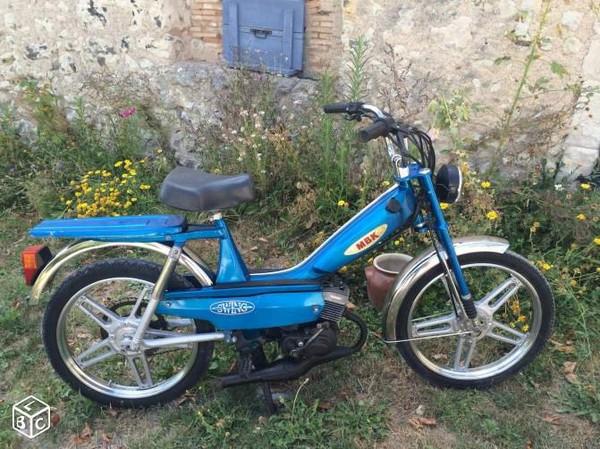 51 mbk Motos Charente - leboncoin.fr