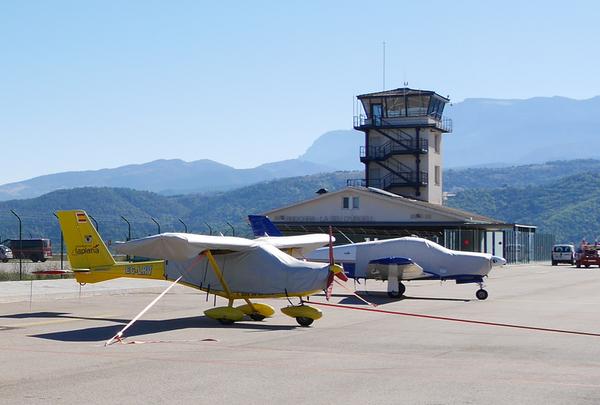 L'Espagne et l'Andorre ont discuté des perspectives de développement de l'aéroport d'Andorre-La Seu d'Urgell | ALL ANDORRA