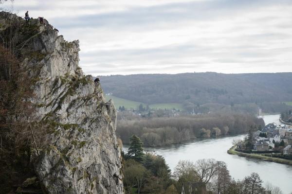 Dave : 30 tonnes de roche en chute libre (Photos)