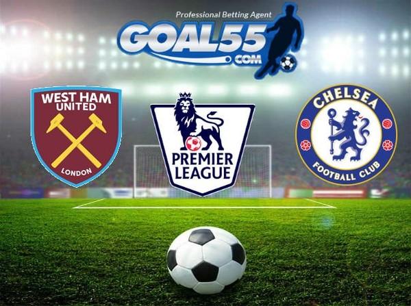 Prediksi Skor West Ham United VS Chelsea 9 Desember 2017