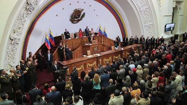 Un Gobierno paralelo: ¿le aplican a Venezuela la misma receta de Libia y Siria? - RT