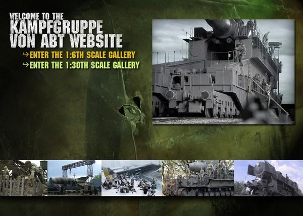WELCOME TO Kampfgruppe Von Abt