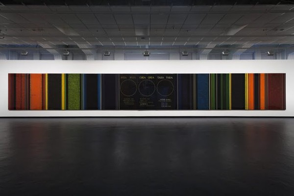 Exposition Art Blog: Ralph Hotere - Black Paintings