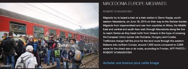 Migrants : le photomontage du maire de Béziers Robert Ménard fait polémique