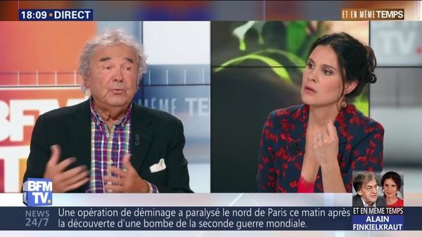 Gilets jaunes: « Les Français sont des gens de tempérament joyeux (...) cette France là, elle est en train de s'abîmer », Pierre Perret