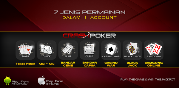 Poker Online Terpercaya Indonesia | Judi Poker Online Uang Asli