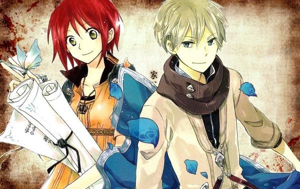 Anime - Akagami no Shirayukihime - Episode 02 (VOSTFR) - MangaCity