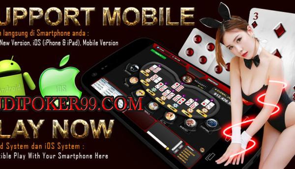 Line Login Web Poker QQ Terpercaya