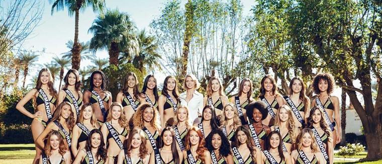 Miss France 2018 : découvrez les 30 candidates en maillot de bain (PHOTOS) - actu - Télé 2 semaines