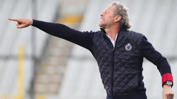 Michel Preud'homme: C'était très difficile après le but du Standard