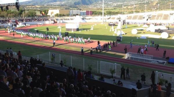 #JIOI : la délégation comorienne quitte la cérémonie d'ouverture - réunion 1ère
