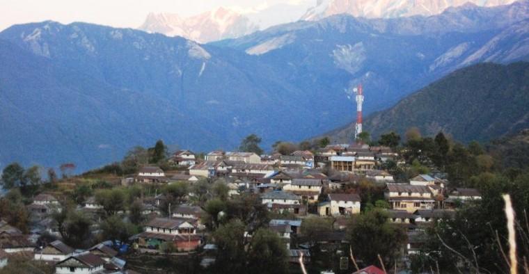 Ghalegaun Nepal Village Tour