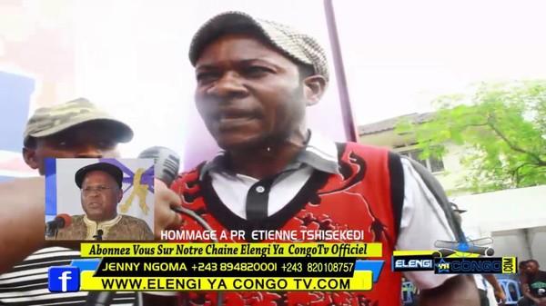 UDPS Ca Brule Au Résidence D'Etienne Tshisekedi Batumbi Message Ya André Kimbuta Affaire Cimetière - YouTube