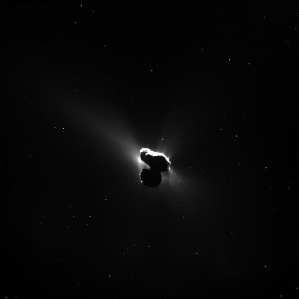 Rosetta a senti de la glycine et du phosphore sur Tchouri!