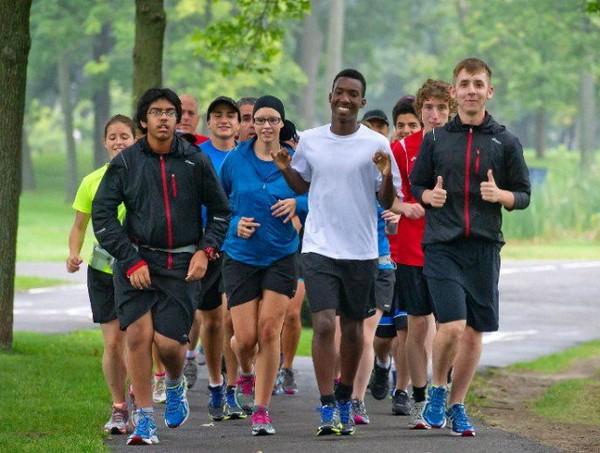 Quand le running devient un sport collectif - Santecool