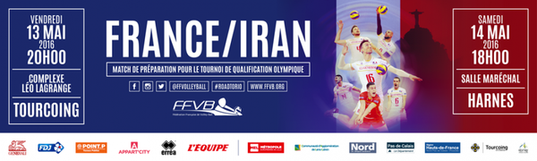 Billetterie : Equipe de France de volley-ball