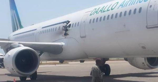 L'explosion sur l'avion A321 de la compagnie somalienne aurait été causée par un problème de pressurisation