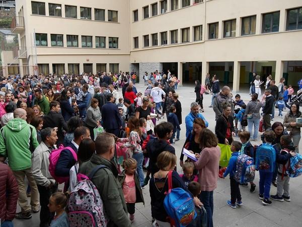 Au cours de l'année scolaire 2017-2018, 11000 élèves étudieront dans les écoles en Andorre | ALL ANDORRA