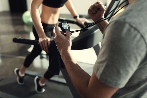 Personal Fitness Trainer Zürich
