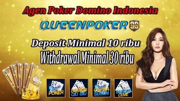 Permainan QQ Poker Online Bonus Deposit
