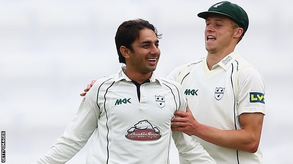 Saeed Ajmal boosts Worcestershire push - Sports Updates