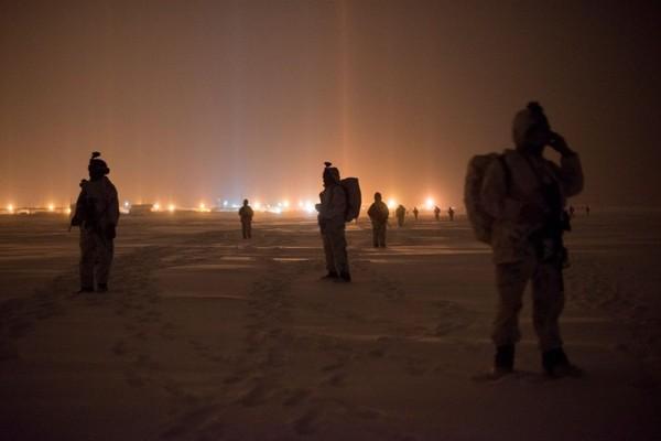 Un air de Guerre Froide souffle sur l'Arctique