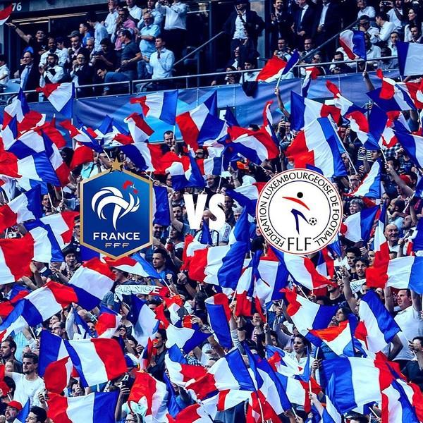 Instagram post by Equipe de France de Football • Sep 3, 2017 at 6:45pm UTC