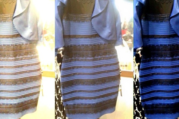 Robe blanche et or ou bleue et noire : la fatigue modifie la perception des couleurs