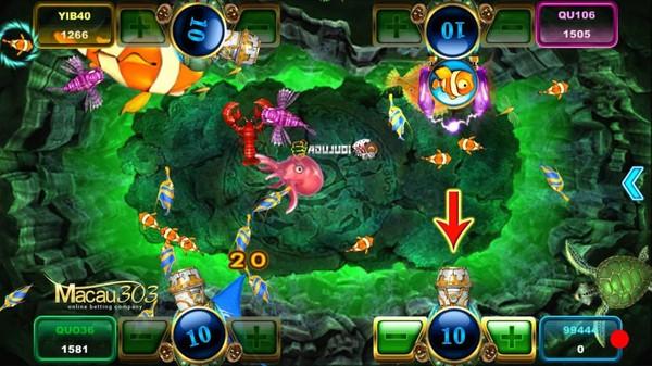 Mini Games Tembak Ikan Online Smartphone iOS Android Terbaru