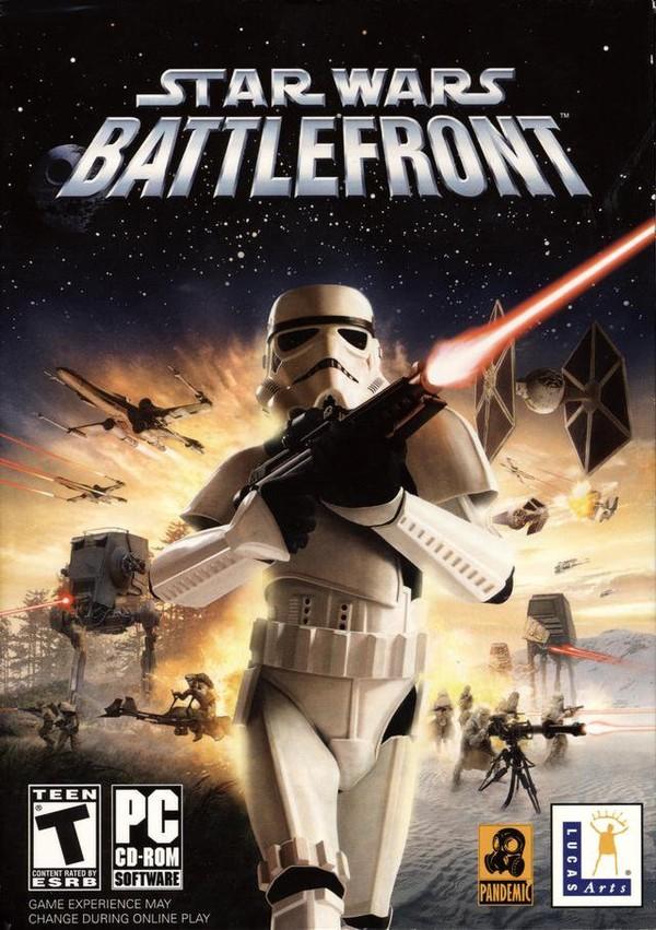 Star wars Battlefront - 2004 - PC