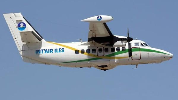 Int'Air Iles arrête ses activités - LINFO.re - Océan Indien, Les Comores