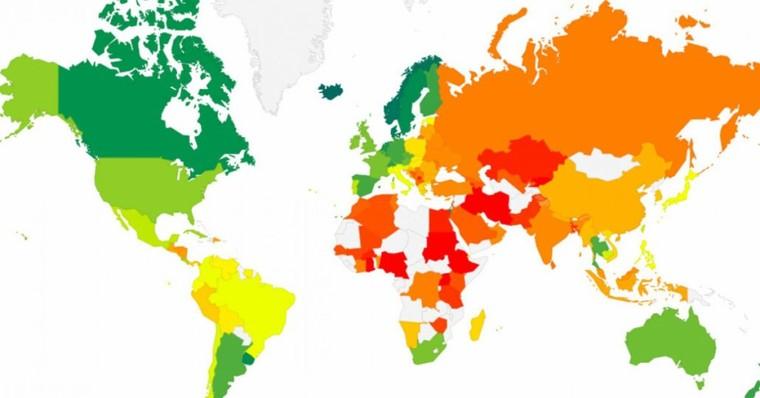 Dans quels pays les gays sont-ils plus heureux ? - TÊTU