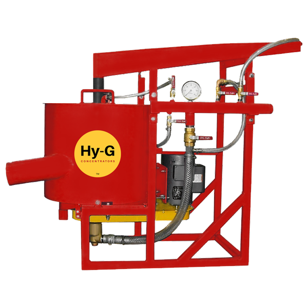 Hy-G Concentrators | Placer Gold Series Centrifugal Concentrators for Gold Recovery | Hy-G Concentrators
