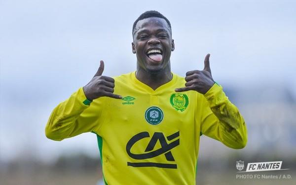 FC Nantes : Formation : Akram Tsagué, ''Made in FC Nantes''