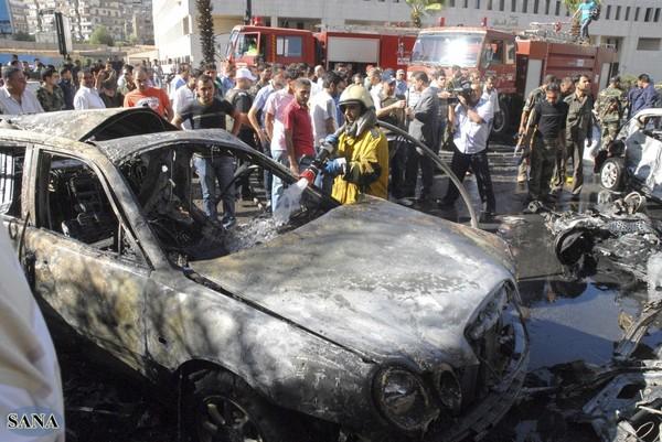 En Syrie, les violences se poursuivent à Alep mais aussi à Damas