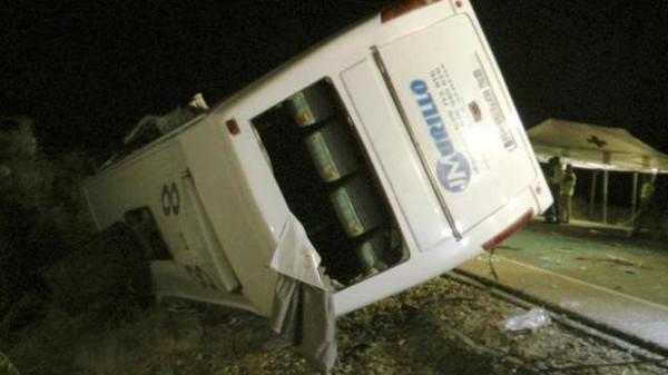 Espagne. Cinq jeunes footballeurs tués dans un grave accident de bus