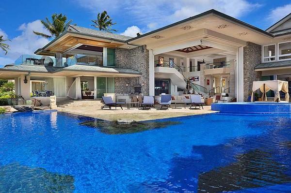 Luxury Beachfront Estate Em Maui | iDesignArch | Design de Interiores, Arquitetura e Decoração de Interiores