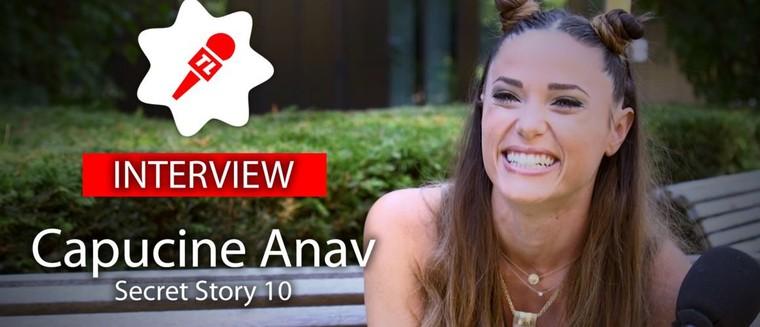 Secret Story 10 : candidats, secrets, conseils... les confidences de Capucine Anav (VIDEO)