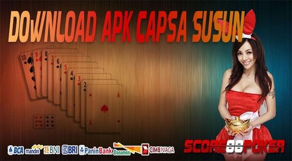 Cara Download Apk Capsa Susun